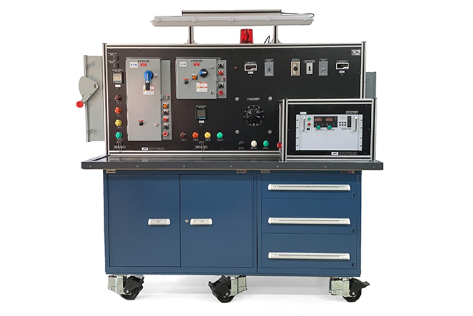 Three Phase and Single Phase Electrical & Motor Test Bench