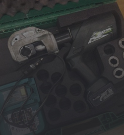 Battery Powered Tool Testing and Repair