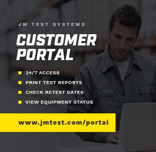 JM Test Customer Portal