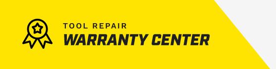 Tool Repair Warranty Service