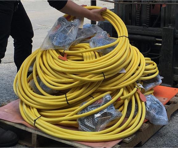 Salisbury Grounding Cables